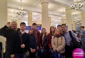 Компания Яркий Праздник на выставке в Санкт-Петербурге