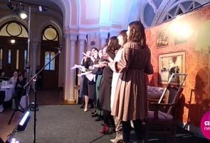 Яркий праздник в Хоральной синагоге Питера