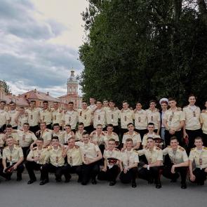 """Выпускной в зале """"Бальмонт"""" отеля """"Москва"""""""