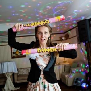 Ведущая наших программ Анна Калинина