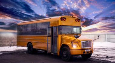 Модный выпускной в Party bus