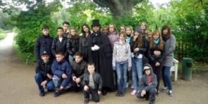 Экскурсия — Пушкинские Горы
