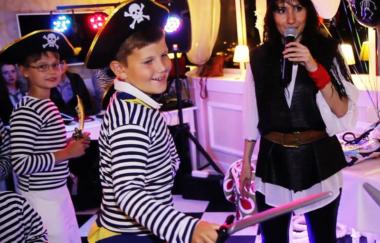 Пиратский выпускной вечер