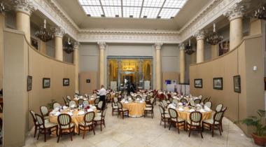 Зал Бенуа в Русском музее
