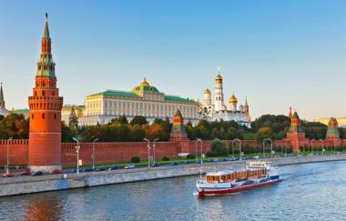 Тур Каникулы в Москве, экскурсии