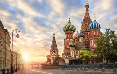 Тур Московские каникулы, экскурсии