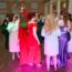 Молодёжная тусовка в Павловском дворце