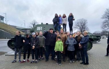 Экскурсия на Панораму и Диораму Прорыв Блокады