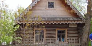 Экскурсия — Дом станционного смотрителя в Выре