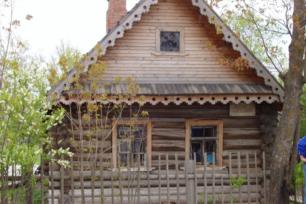 Дом станционного смотрителя в Выре