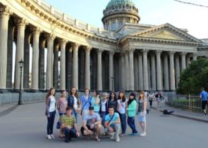 Экскурсии по городу Санкт-Петербург и пригородам