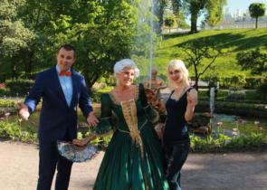 Провели корпоративное мероприятие в Санкт-Петербурге