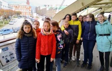 Проведение экскурсий по городам России