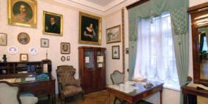 Экскурсия в музей-квартиру Некрасова
