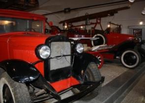 Посещение музея Пожарной Охраны
