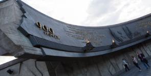 Экскурсия в музей на Площади Победы