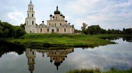 Автобусный тур из Санкт Петербурга в Старую Руссу, 1 день