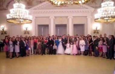 Свадьба в Розовом Павильоне Павловского парка