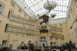 Экскурсия в музей связи имени А. С. Попова