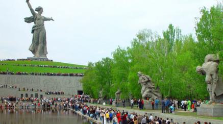 Автобусная экскурсия Царицын — Сталинград — Волгоград