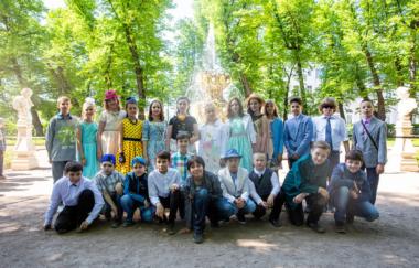 Выпускной 24 мая, школа 197, Санкт-Петербург