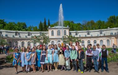 Выпускной 24 мая, школа 82, Санкт-Петербург