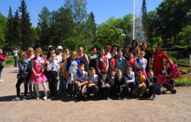 Выпускной 25 мая, школа 240, Санкт-Петербург