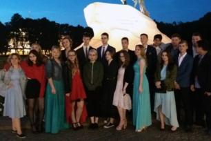 Организуем выпускные в Екатерининском Дворце