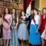Провели ряд прекрасных выпускных в особняке Матильды Кшесинской