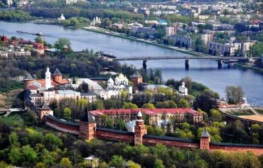 Выиграли поездку в Великий Новгород!