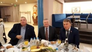 Праздник 100-летия Кадровой Службы МВД России